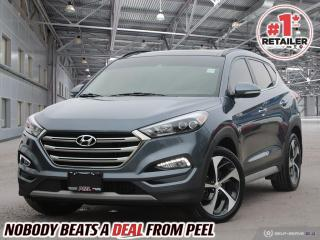 Used 2018 Hyundai Tucson Ultimate 1.6t for sale in Mississauga, ON