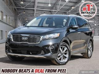 Used 2020 Kia Sorento 3.3L EX for sale in Mississauga, ON