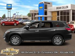 Used 2014 Nissan Pathfinder Platinum for sale in St Catharines, ON