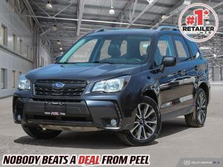 Used 2017 Subaru Forester for sale in Mississauga, ON