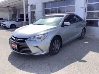 Used 2016 Toyota Camry 4DR SDN V6 AUTO XLE for sale in North Bay, ON
