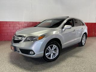 Used 2014 Acura RDX AWD TECH PKG NAVI CAMERA BLUETOOTH XENON's for sale in North York, ON