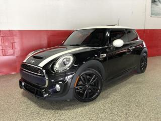 Used 2016 MINI Cooper S JCW 6 SPEED NAVI PANO-ROOF BLUETOOTH for sale in North York, ON