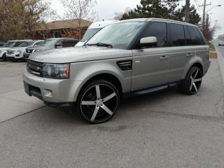 Used 2012 Land Rover Range Rover Sport 4WD 4DR HSE for sale in Toronto, ON