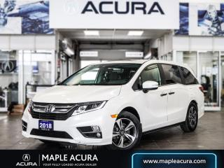 Used 2018 Honda Odyssey EX-L w/Navi for sale in Maple, ON