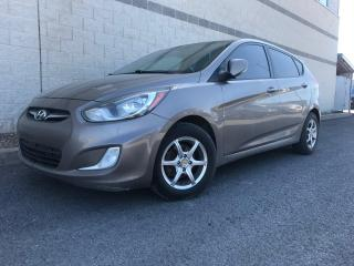 Used 2013 Hyundai Accent GLS // MAGS + TOIT + A/C for sale in Saint-Jean-sur-Richelieu, QC
