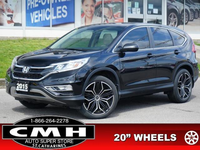 2015 Honda CR-V EX-L  CAM ROOF LEATH P/SEAT HTD-SEATS 20-AL
