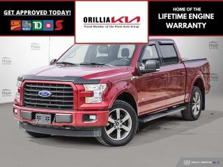 Used 2017 Ford F-150 XLT | 2.7L ECOBOOST | Nav | Tonneau for sale in Orillia, ON
