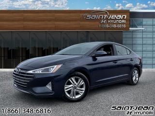 Used 2020 Hyundai Elantra Preferred // A/C + MAGS + CAM DE RECUL for sale in Saint-Jean-sur-Richelieu, QC