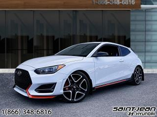 Used 2020 Hyundai Veloster N 2.0 Turbo for sale in Saint-Jean-sur-Richelieu, QC