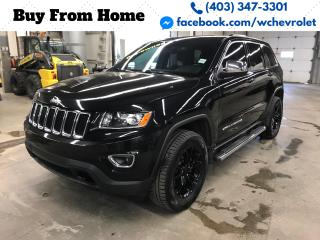 Used 2015 Jeep Grand Cherokee Laredo for sale in Red Deer, AB