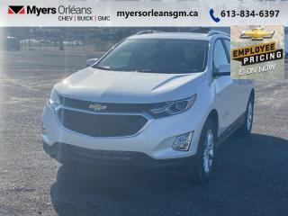 New 2021 Chevrolet Equinox LT  - Sunroof - Navigation for sale in Orleans, ON