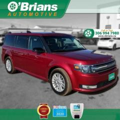 Used 2013 Ford Flex SEL w/AWD, Third-row, Leather, Heated Seats, Backup Cam for sale in Saskatoon, SK