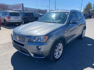 Used 2013 BMW X3 xDrive28i for sale in Ottawa, ON