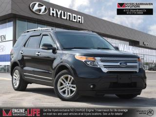 Used 2012 Ford Explorer XLT  - Bluetooth -  SYNC -  SiriusXM - $211 B/W for sale in Nepean, ON