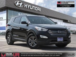 Used 2015 Hyundai Santa Fe Sport PREMIUM  -  Heated Seats - $108 B/W for sale in Nepean, ON