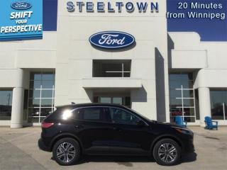 New 2021 Ford Escape SEL Hybrid AWD for sale in Selkirk, MB