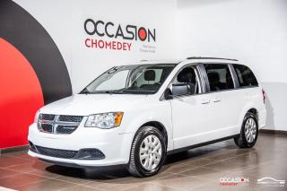 Used 2018 Dodge Grand Caravan SXT+NAVI+CAMERA DE RECUL+REG DE VITESSE for sale in Laval, QC