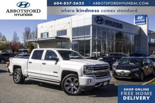 Used 2018 Chevrolet Silverado 1500 High Country  - Navigation - $351 B/W for sale in Abbotsford, BC