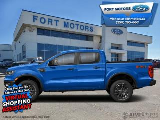 New 2021 Ford Ranger XLT  - Navigation -  Sync 3 -  SiriusXM - $329 B/W for sale in Fort St John, BC