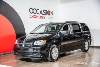 Used 2018 Dodge Grand Caravan SXT+NAVI+REG DE VITESSE+GROUPE ELECTRIQUE for sale in Laval, QC