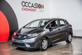 Used 2016 Honda Fit DX+CAMERA DE RECUL+GROUPE ELECTRIQUE for sale in Laval, QC