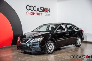 Used 2016 Nissan Sentra SV+TOIT+CAMERA DE RECUL+SIEGES CHAUFFANTS for sale in Laval, QC