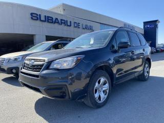 Used 2018 Subaru Forester 2.5i Awd ** Caméra de recul ** for sale in Laval, QC