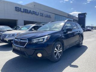 Used 2018 Subaru Outback 2.5i Limited *Navigation, toit ouvrant* for sale in Laval, QC