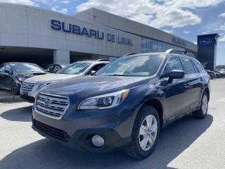 Used 2017 Subaru Outback 2.5i Base *Caméra recul, sièges chauffan for sale in Laval, QC