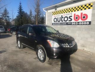 Used 2011 Nissan Rogue Traction intégrale, 4 portes S for sale in Laval, QC