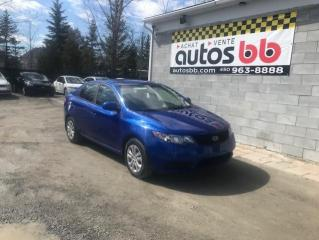 Used 2010 Kia Forte Berline 4 portes, boîte automatique, LX for sale in Laval, QC