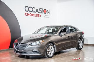Used 2014 Mazda MAZDA3 GX+MAGS+A/C+GROUPE ELECTRIQUE for sale in Laval, QC