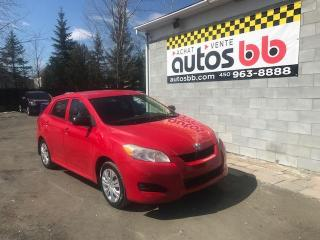 Used 2009 Toyota Matrix Familiale automatique 4 portes à tractio for sale in Laval, QC