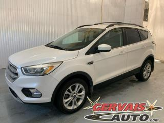 Used 2017 Ford Escape SE 2.0 AWD GPS Sièges Chauffants Caméra Mags *Traction intégrale* for sale in Trois-Rivières, QC