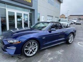 Used 2019 Ford Mustang GT PREMIUM CONVERTIBLE for sale in St-Georges, QC