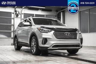 Used 2018 Hyundai Santa Fe XL Essential AWD chez Rimouski Hyundai for sale in Rimouski, QC