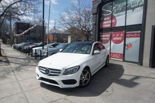 Used 2015 Mercedes-Benz C-Class C400,NAV,TOIT, AFFICHEUR TÊTE HAUTE for sale in Laval, QC