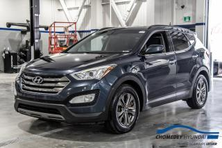 Used 2013 Hyundai Santa Fe Sport 2.0T PREMIUM AWD+VOLANT/SIEGES CHAUFFANTS for sale in Laval, QC