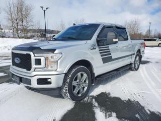 Used 2019 Ford F-150 LARIAT, SPORT, FX4, CREW, ECOBOOST, TOIT for sale in Vallée-Jonction, QC