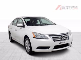 Used 2015 Nissan Sentra SVX A/C Sièges Chauffants Caméra Bluetooth for sale in St-Hubert, QC