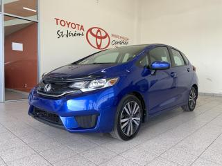 Used 2017 Honda Fit SE * MAGS * SIEGES CHAUFFANTS * CAMERA for sale in Mirabel, QC