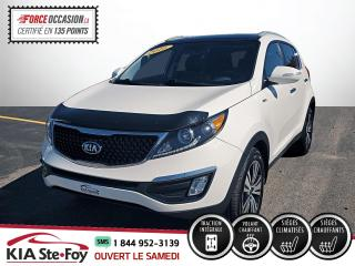 Used 2016 Kia Sportage EX LUXE* GPS* TOIT PANO* AWD* CUIR* SIEG for sale in Québec, QC