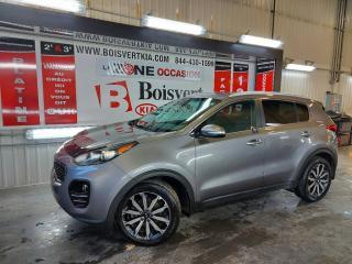Used 2017 Kia Sportage EX AWD CUIR DÉFLECTEUR DÉMARREUR DIST CAMÉRA for sale in Blainville, QC