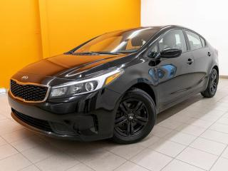 Used 2017 Kia Forte BLUETOOTH 100% APPROUVÉ *BAS KILOMÉTRAGE* for sale in St-Jérôme, QC