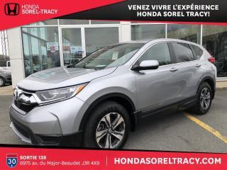 Used 2017 Honda CR-V LX AWD for sale in Sorel-Tracy, QC