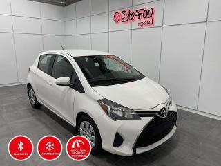 Used 2016 Toyota Yaris Le - Bluetooth - A/c for sale in Québec, QC