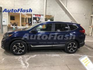 Used 2019 Honda CR-V TOURING AWD *BLIND-SPOT *LANE-ASSIST *GPS/CAMERA for sale in St-Hubert, QC