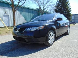 Used 2011 Kia Forte ******TRES PROPRE*****INSPECTÉ****** for sale in St-Eustache, QC