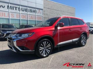 Used 2019 Mitsubishi Outlander SE TOURING AWC/7 PLACES/TOIT/MAGS 18/V6/APPLE CAR for sale in St-Hubert, QC